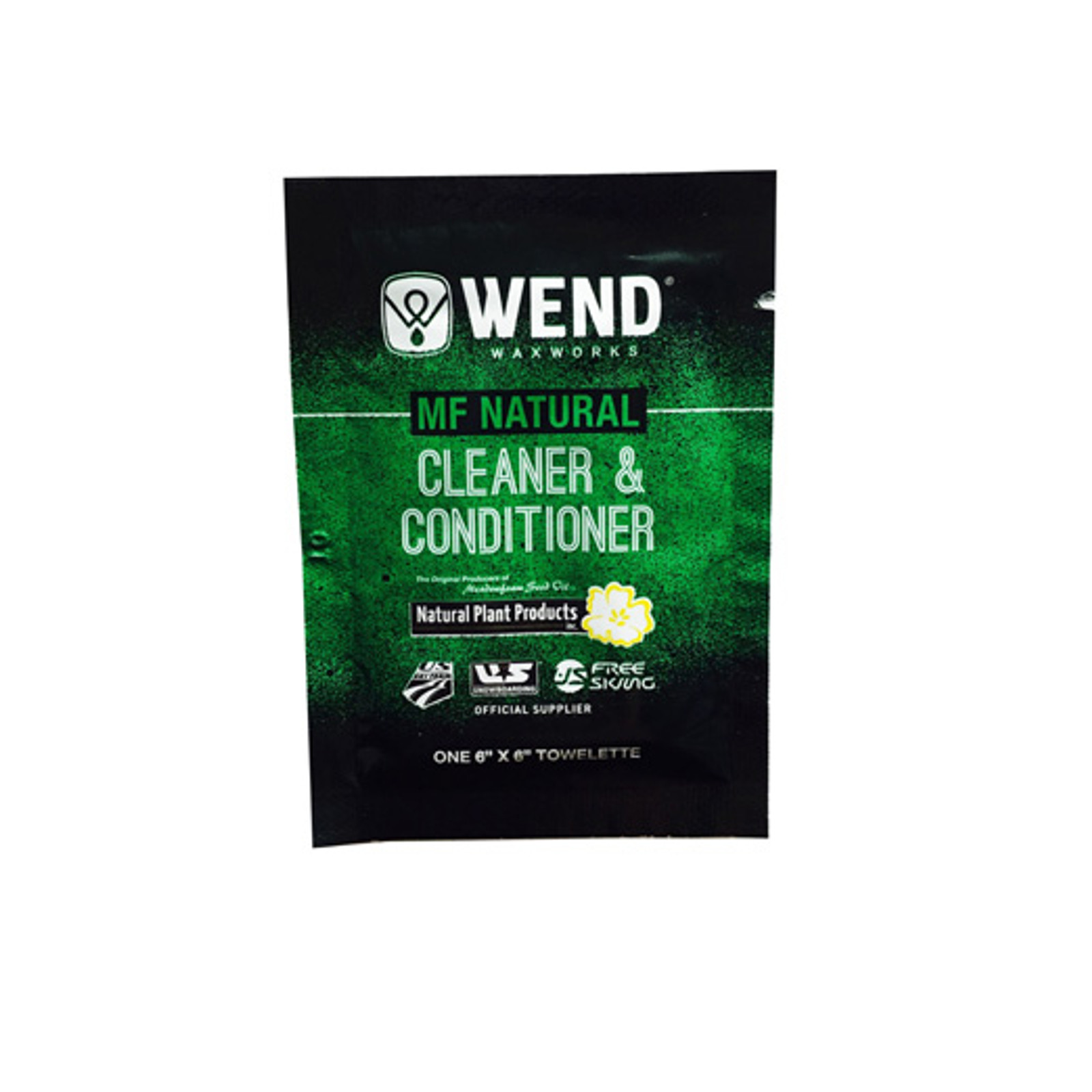 WEND MF NATURAL CLEANER/CONDITIONER