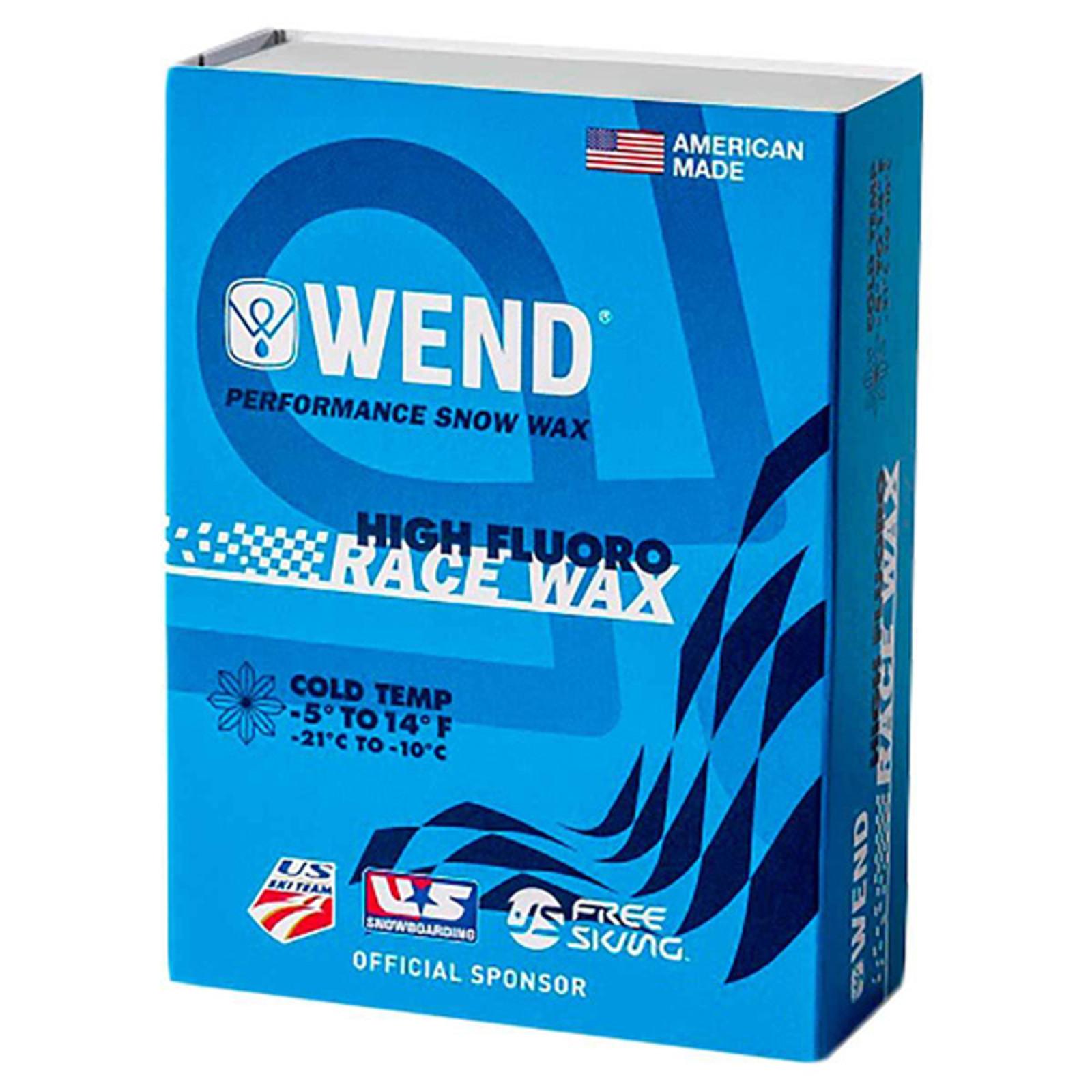 WEND Wax HF Race