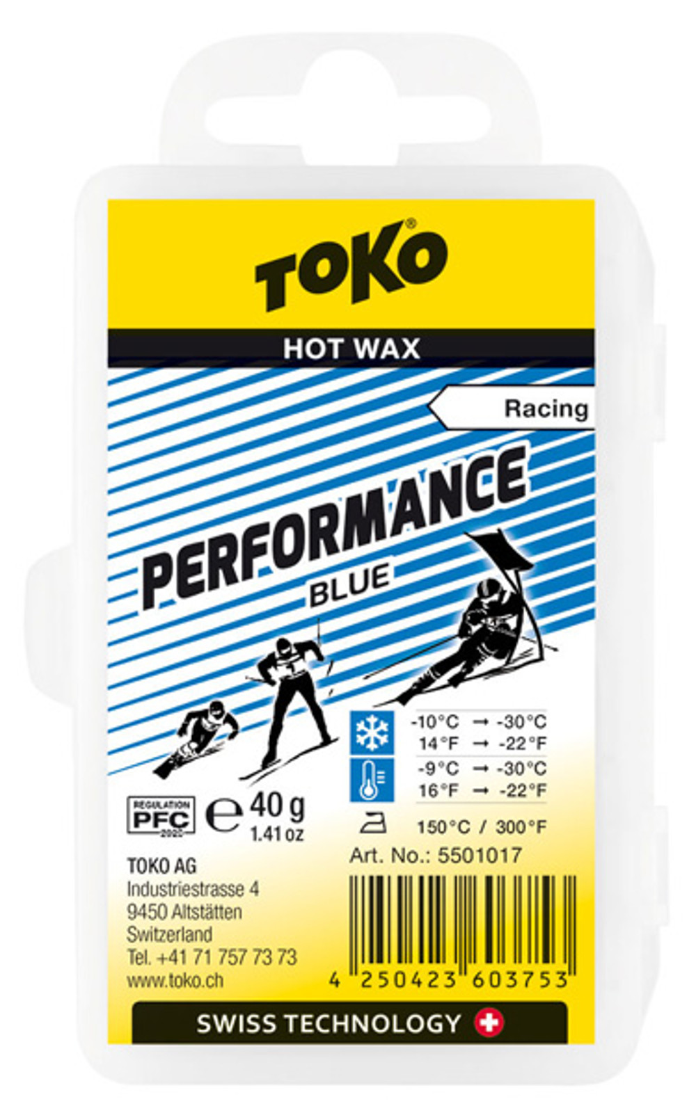 Toko Performance Wax