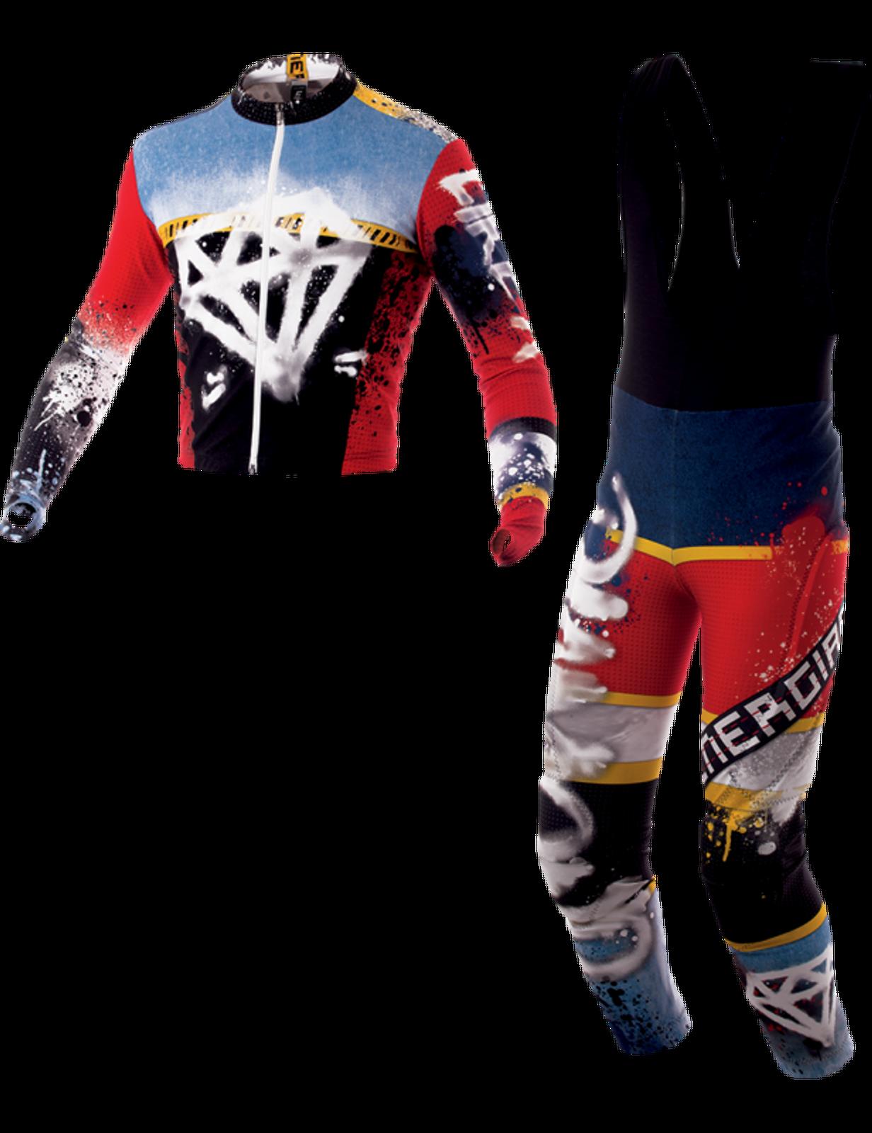 Energiapura 2 Piece GS Speed Suit