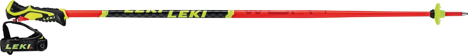 Leki World Cup Lite SL 3D Trigger S Jr Poles