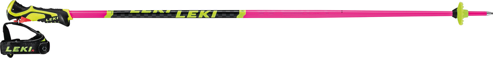 Leki World Cup Lite SL 3D Trigger S Jr Poles *PINK*