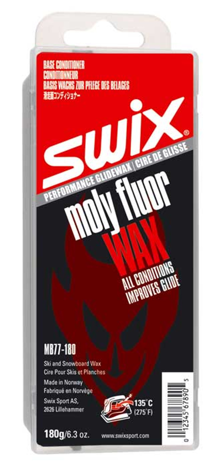 Swix MB77 Base Prep Wax