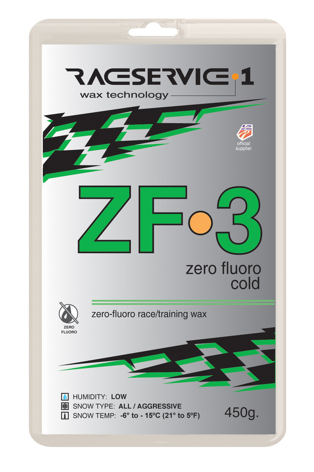 RaceService 1 ZF3 Wax 450g