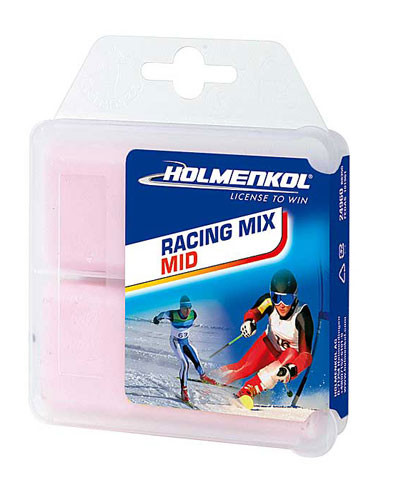 Holmenkol Racing Mix Mid Wax