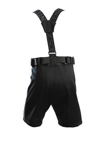 Jr Half Pant - Back View