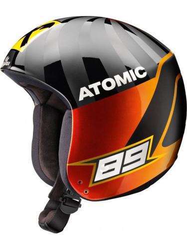 Atomic REDSTER Marcel Replica Helmet
