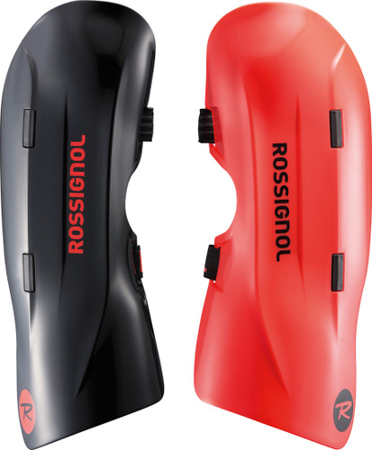 Rossignol Adult Shin Guards Red/Black