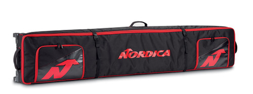 NORDICA DOUBLE ROLLER SKI BAG
