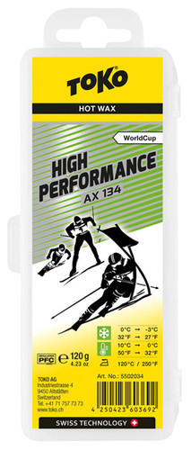Toko High Performance AX 134 Wax