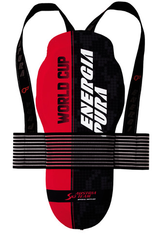 Energiapura World Cup Back Protection