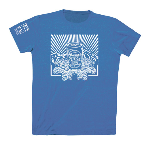 SVST CAN T-Shirt *Blue*