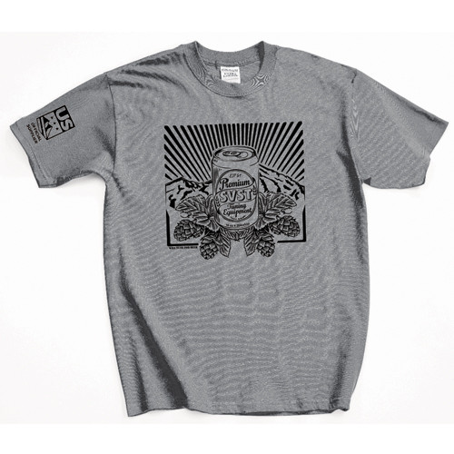 SVST CAN T-Shirt *Grey*