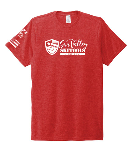 SVST Shield T-Shirt *Red*