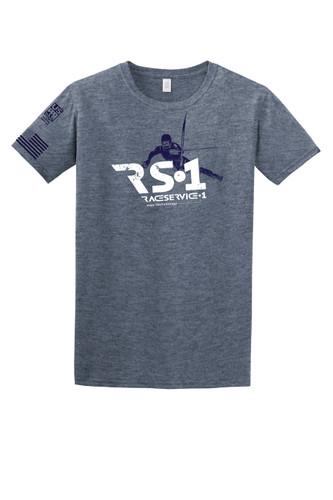 Race Service 1 T-Shirt *Indigo*