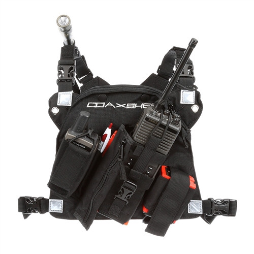 Coaxsher RCP-1 Radio Harness / Coaches Vest