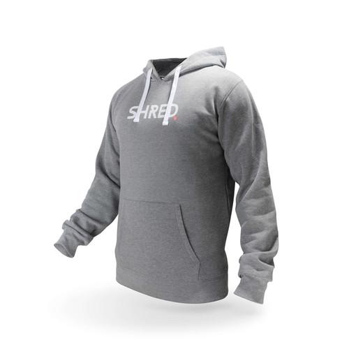 Shred Grey Hoodie