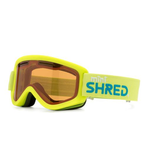 SHRED Wonderfy Mini Carmel Goggle