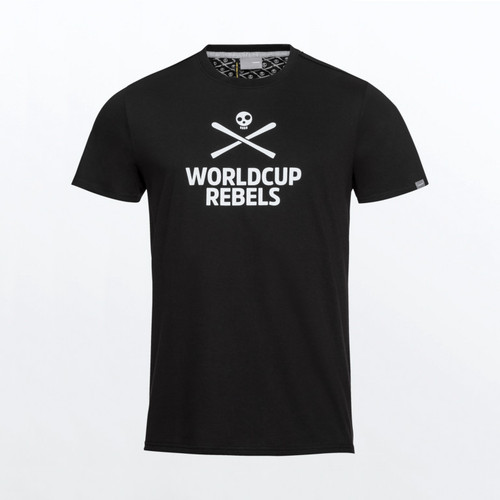 Head Rebels Race T-Shirt -BLACK