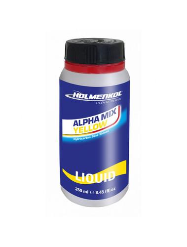 Holmenkol Wax AlphaMix Yellow Liquid