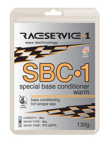 RaceService 1 SBC1 Base Prep Wax 130g.