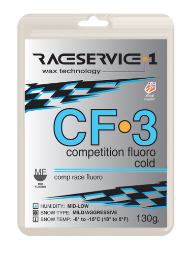 RaceService 1 CF3 Wax 130g