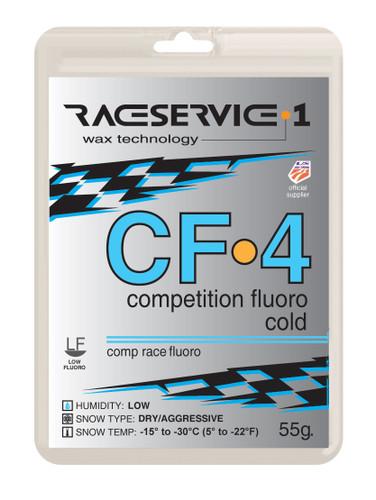 RaceService 1 CF4 Wax 55g
