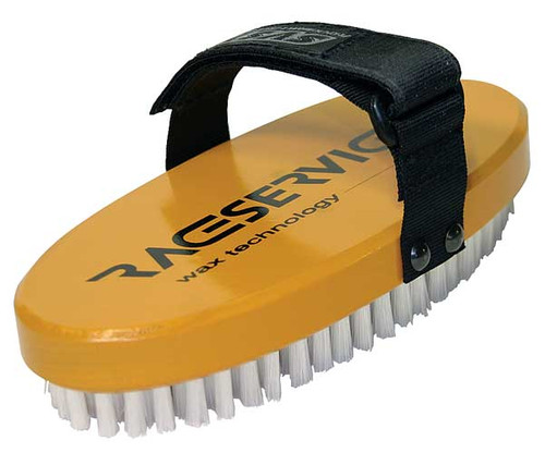 RS1 Oval Nylon Wax Brush