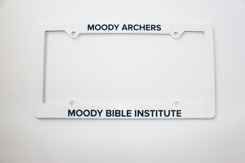 Archers License Plate Cover (Regular)