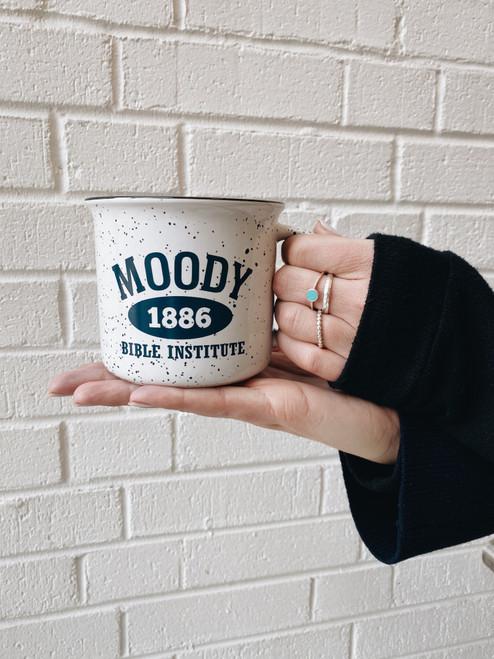 Moody Campfire Mug