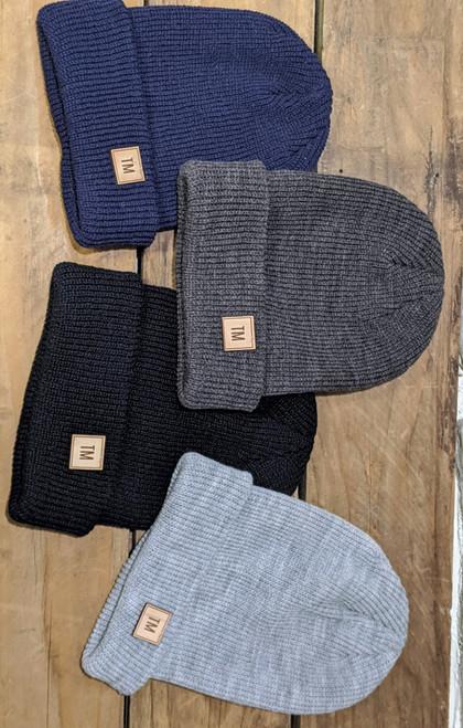 Cuffed Classic Knit Beanie