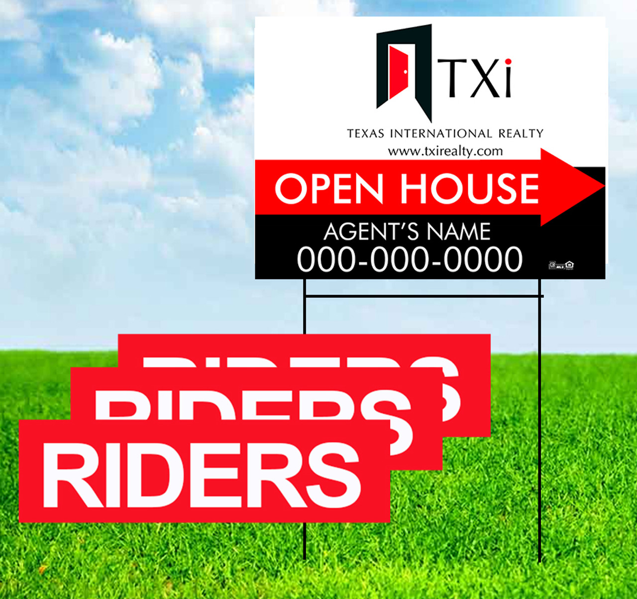 TXI Open House and Riders