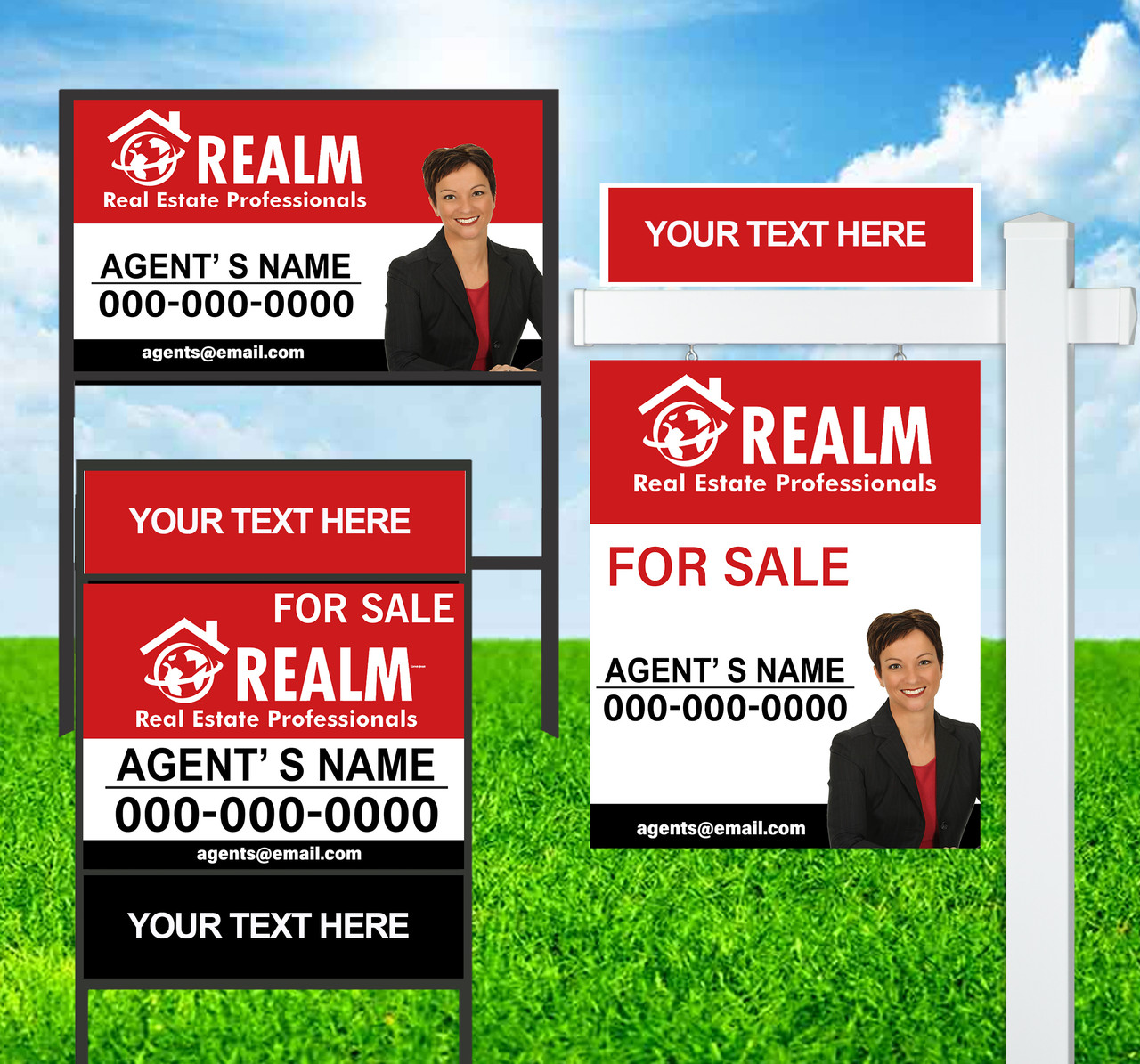 Realm Sign Units
