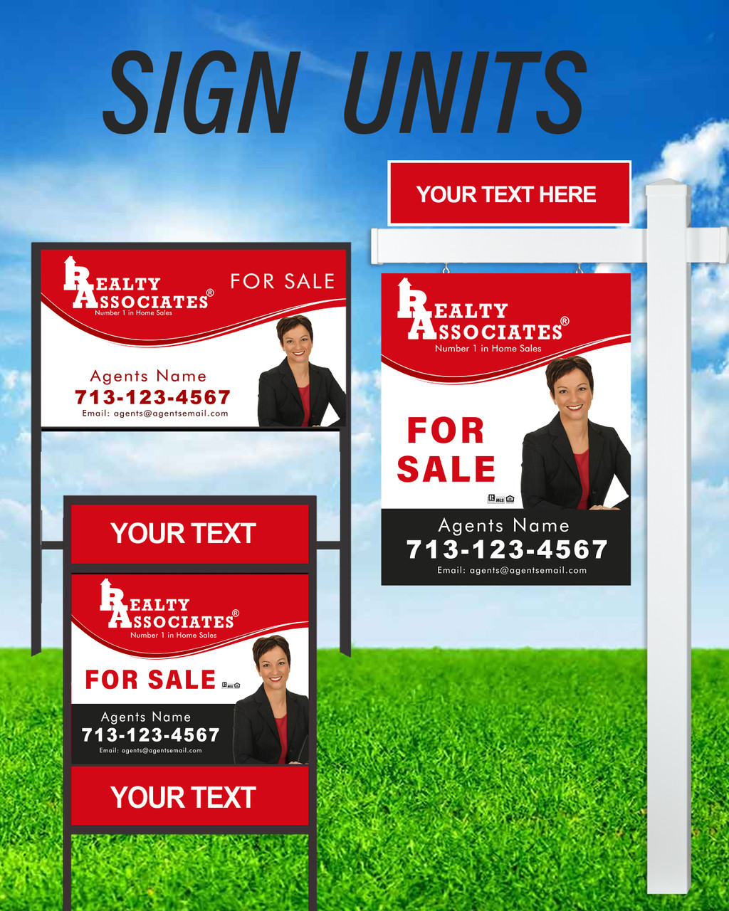 Realty Associates Signs Units
