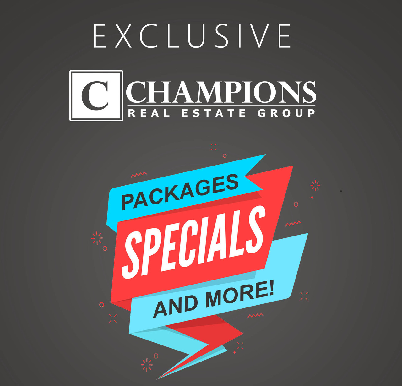 CREG Specials, Packages and More