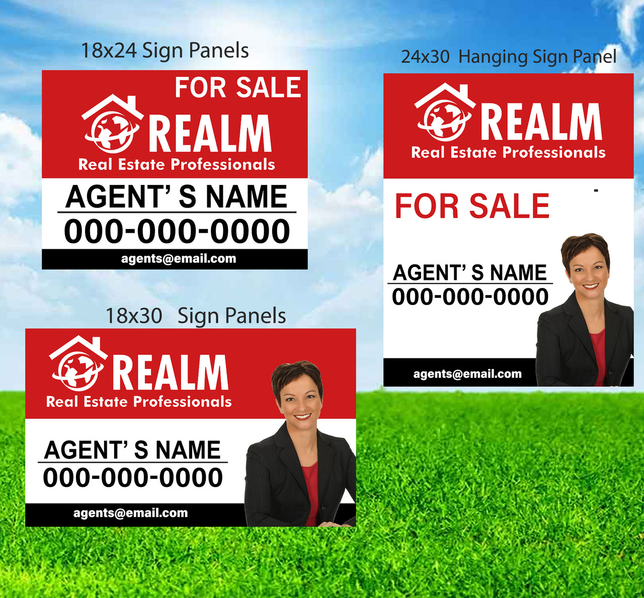 Realm signs Panels