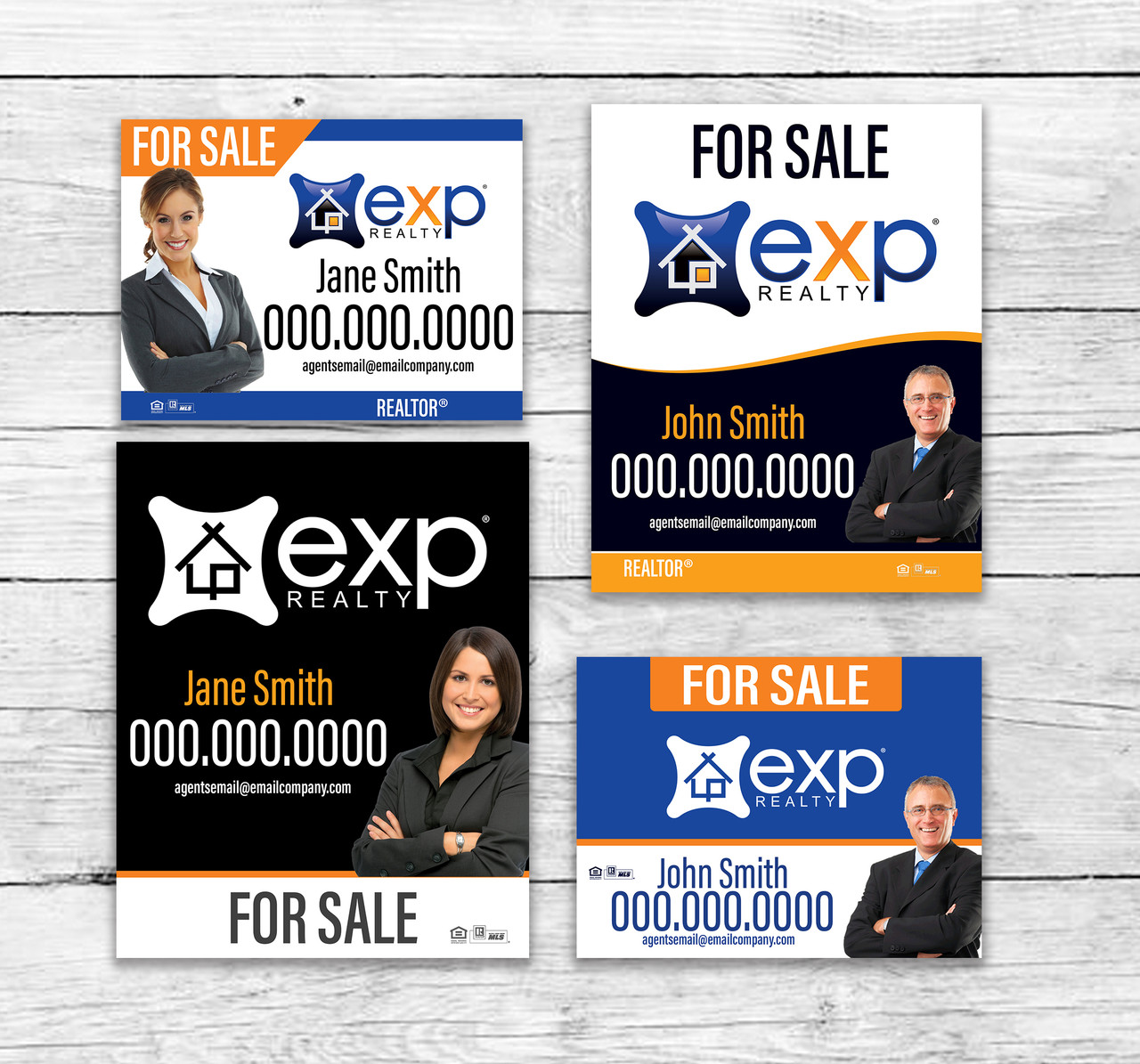 Exp Sign Panels