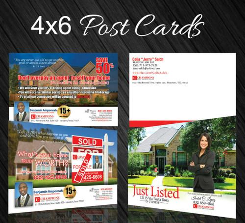 4x6  Post Card