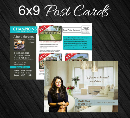 6x9 Post Card (EDDM)
