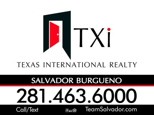 TXI Sign Panel 1