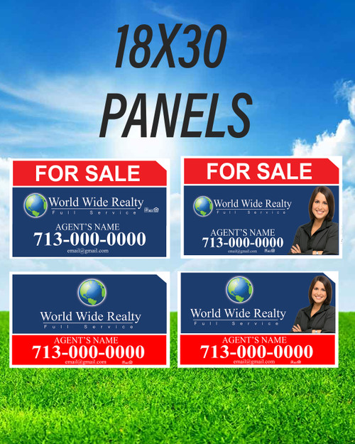 WWR 18X30 SIGN PANELS