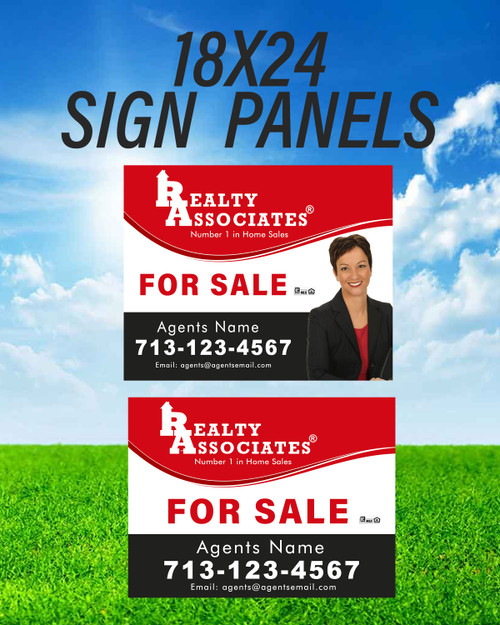 RA 18X24 SIGN PANELS