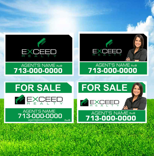 Exceed 18X30 SIGN PANELS
