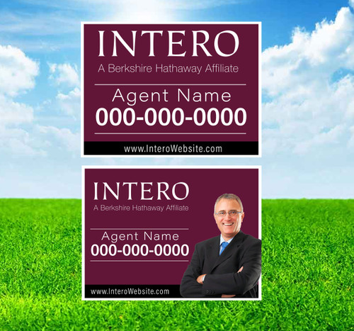 Intero 18x24 Real Sign Panel 1