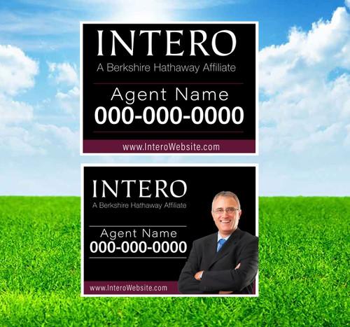 Intero 18x24 Real Sign Panel 2