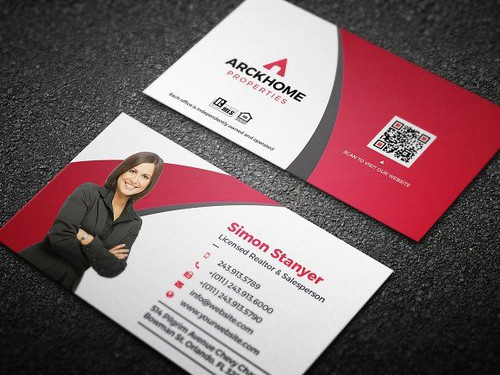 Independent Companies Business Cards