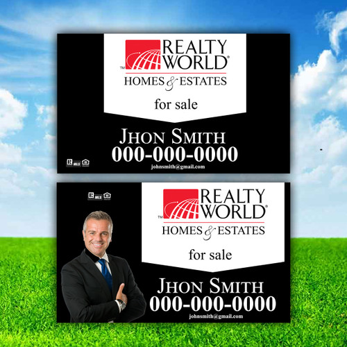 Realty World 18X30 SIGN PANELS 2