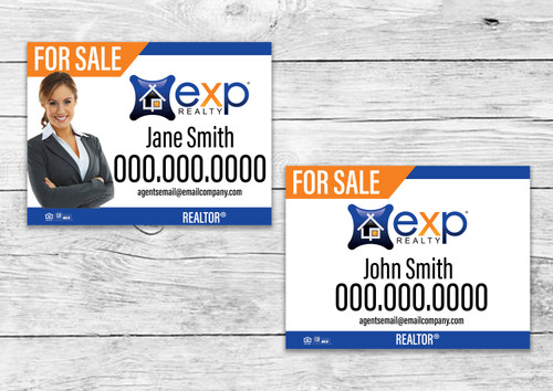 EXP Realty  Sign Panel 1