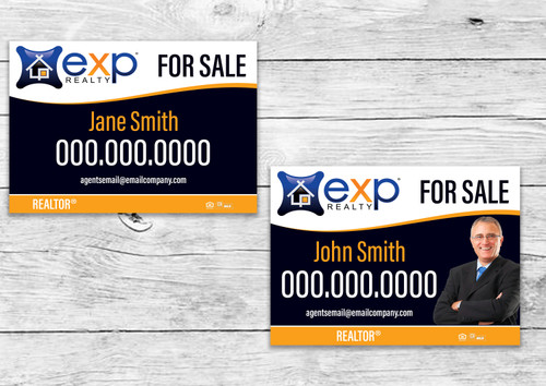 EXP Realty  Sign Panel 2