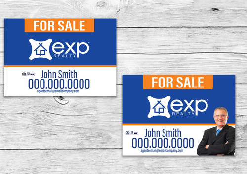 EXP Realty   Sign Panel 3